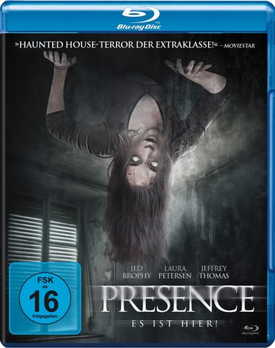 presence - es ist hier blu-ray review cover