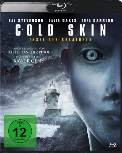 Cold Skin - Insel der Kreaturen Blu-ray Review Cover