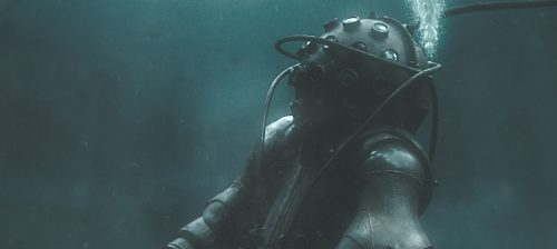 Cold Skin - Insel der Kreaturen Blu-ray Review Szene 2