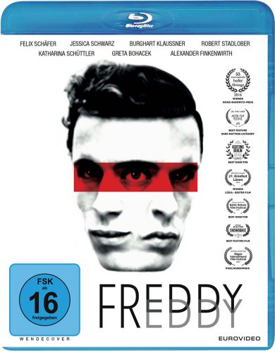 Freddy-Eddy Blu-ray Review Cover