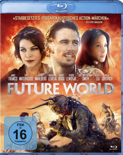 Future World Blu-ray Review Cover
