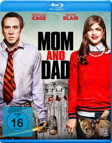 Mom and Dad Blu-ray Review Cover