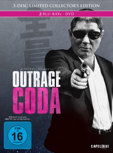 Outrage Coda Blu-ray Review Cover