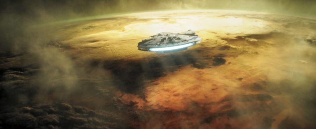Solo A Star Wars Story BD vs UHD Bildvergleich 11