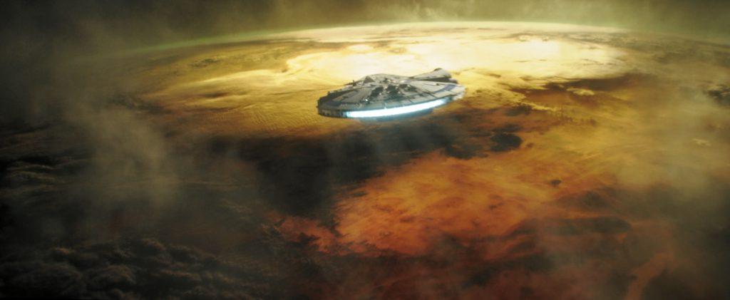 Solo A Star Wars Story BD vs UHD Bildvergleich 12