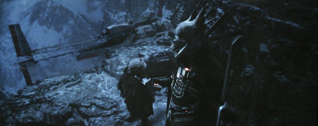 Solo A Star Wars Story BD vs UHD Bildvergleich 9