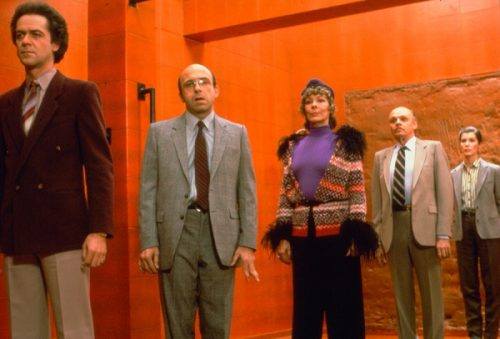 Videodrome Blu-ray Review Szene 5