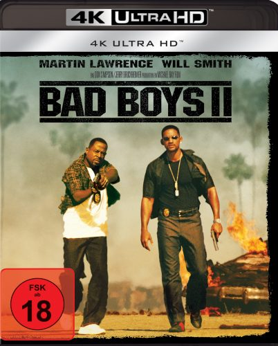 bad boys II 4k uhd blu-ray review cover