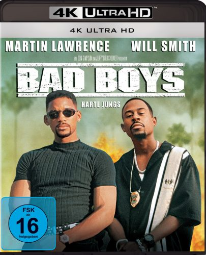 bad boys - harte jungs 4K UHD blu-ray review cover