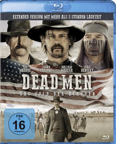 dead men gold der apachen blu-ray review cover