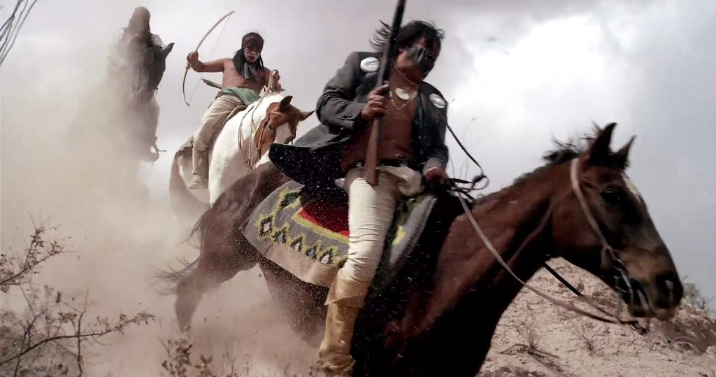 dead men gold der apachen blu-ray review szene 3
