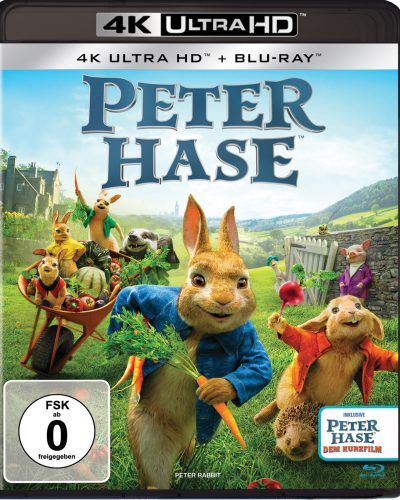 peter hase 4k uhd blu-ray review Cover