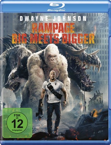 rampage - big meets bigger blu-ray review cover