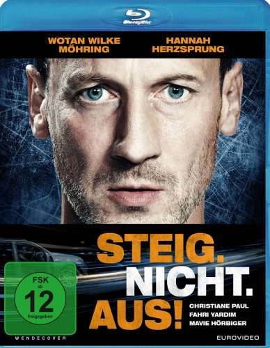 steig. nicht. aus! blu-ray review cover