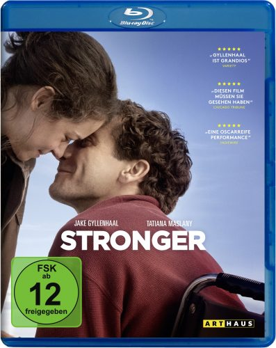 stronger blu-ray review cover