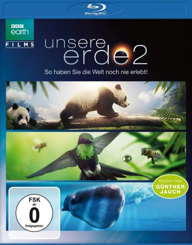 unsere erde 2 blu-ray review cover