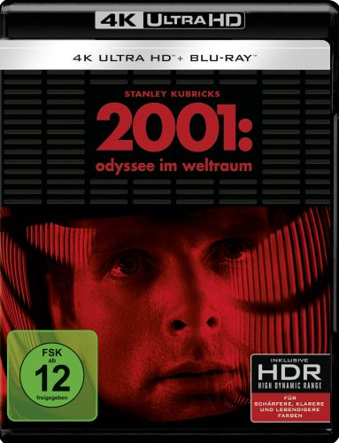 2001 odyssee im weltraum 4K uhd blu-ray review cover