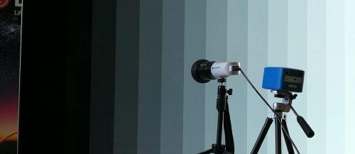 Bild Kalibrierung LG OLED