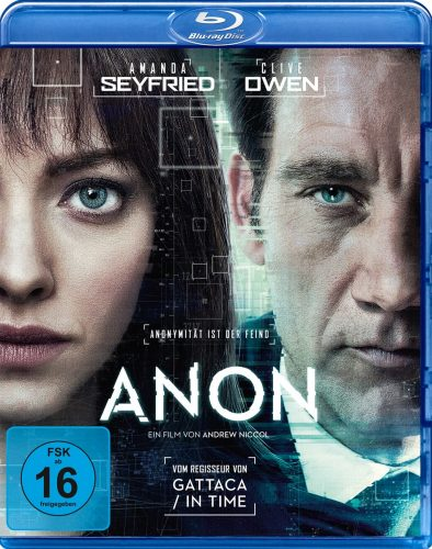 anon blu-ray review cover