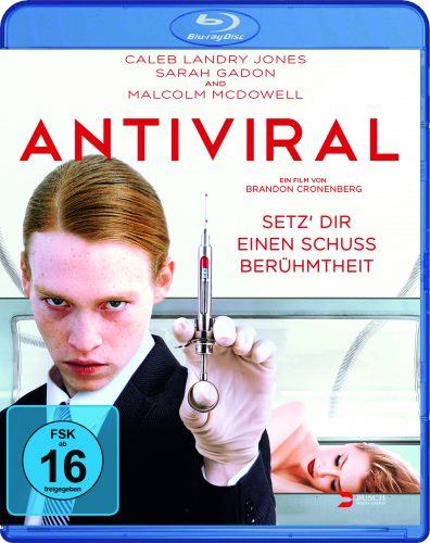 antiviral blu-ray review cover