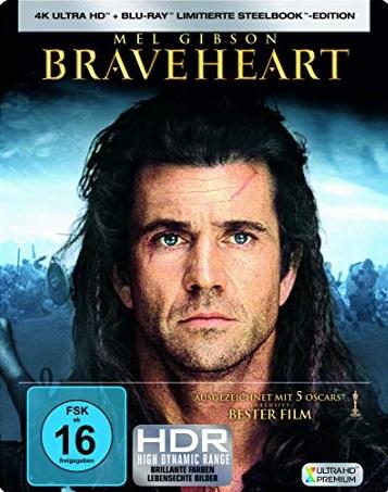 braveheart steel
