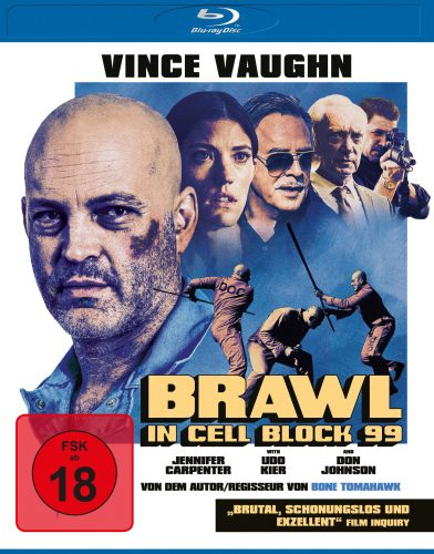 brawl in cell block 99 blu-ray review cover