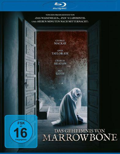 das geheimnis von marrowbone blu-ray review cover