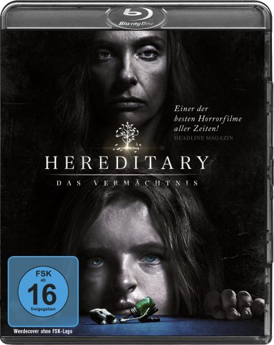 hereditary - das vermächtnis blu-ray review cover