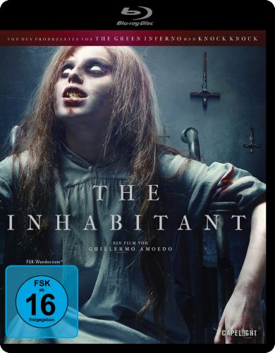 inhabitant blu-ray review cover