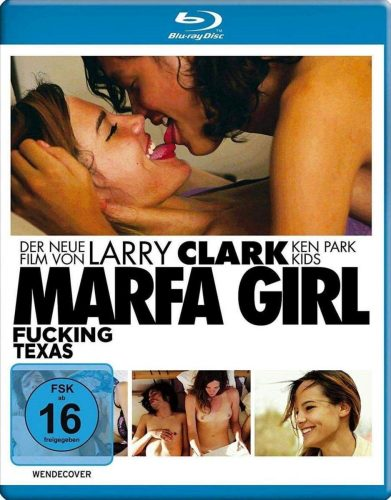 marfa girl blu-ray review cover