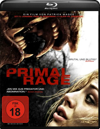 primal rage blu-ray review cover