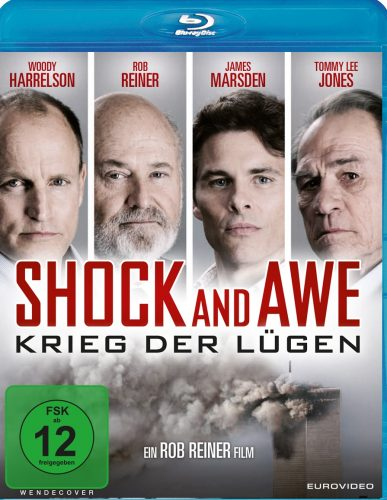 shock and awe krieg der lügen blu-ray review cover