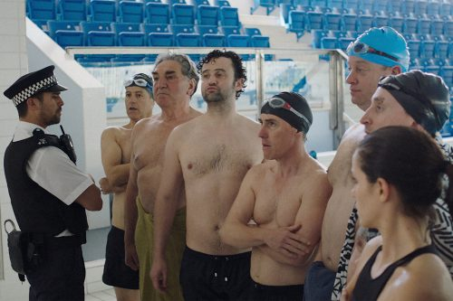 swimming with men blu-ray review szene 5