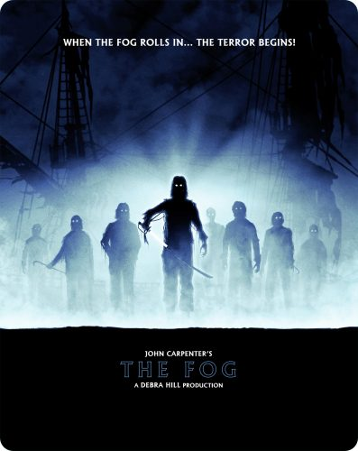 the fog 4k uhd blu-ray review cover