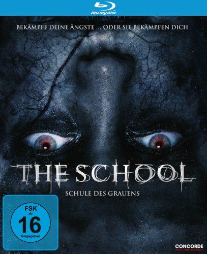 the school - schule des grauens blu-ray review cover