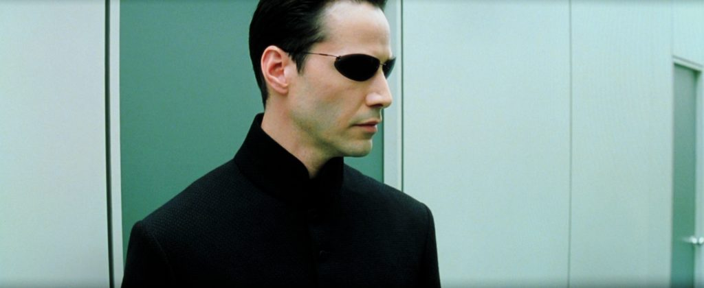 Matrix Reloaded BD vs UHD Bildvergleich 21