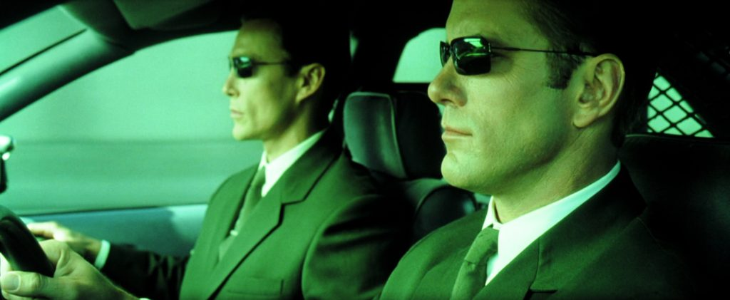 Matrix Reloaded BD vs UHD Bildvergleich 33