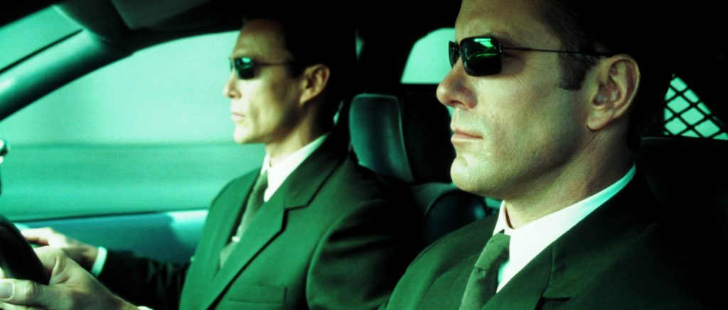 Matrix Reloaded BD vs UHD Bildvergleich 34