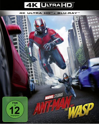 ant-man and the wasp 4k uhd lu-ray review cover