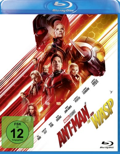 ant-man and the wasp blu-ray review cover