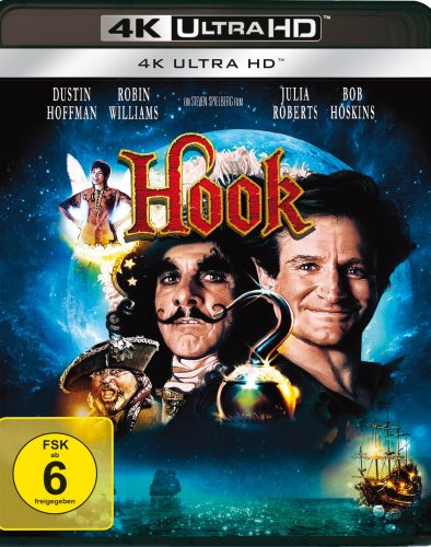 hook 4k uhd blu-ray review cover