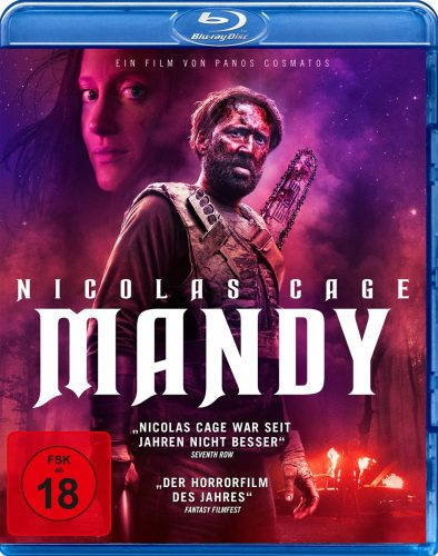 mandy blu-ray review cover