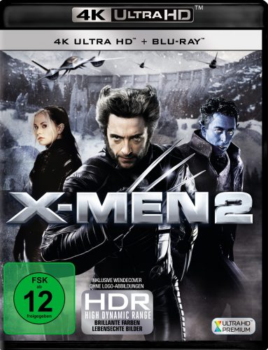 x-men 2 4k uhd blu-ray review cover