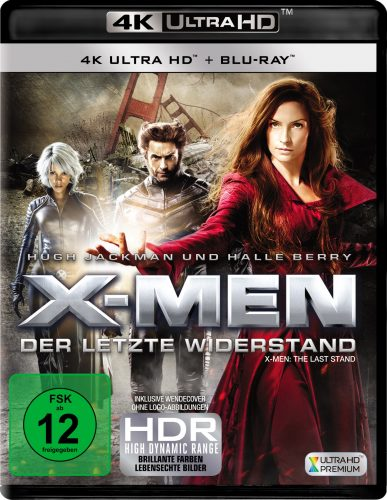 x-men der letzte widerstand 4k uhd blu-ray review cover