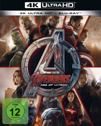 avengers age of ultron 4k uhd blu-ray review cover