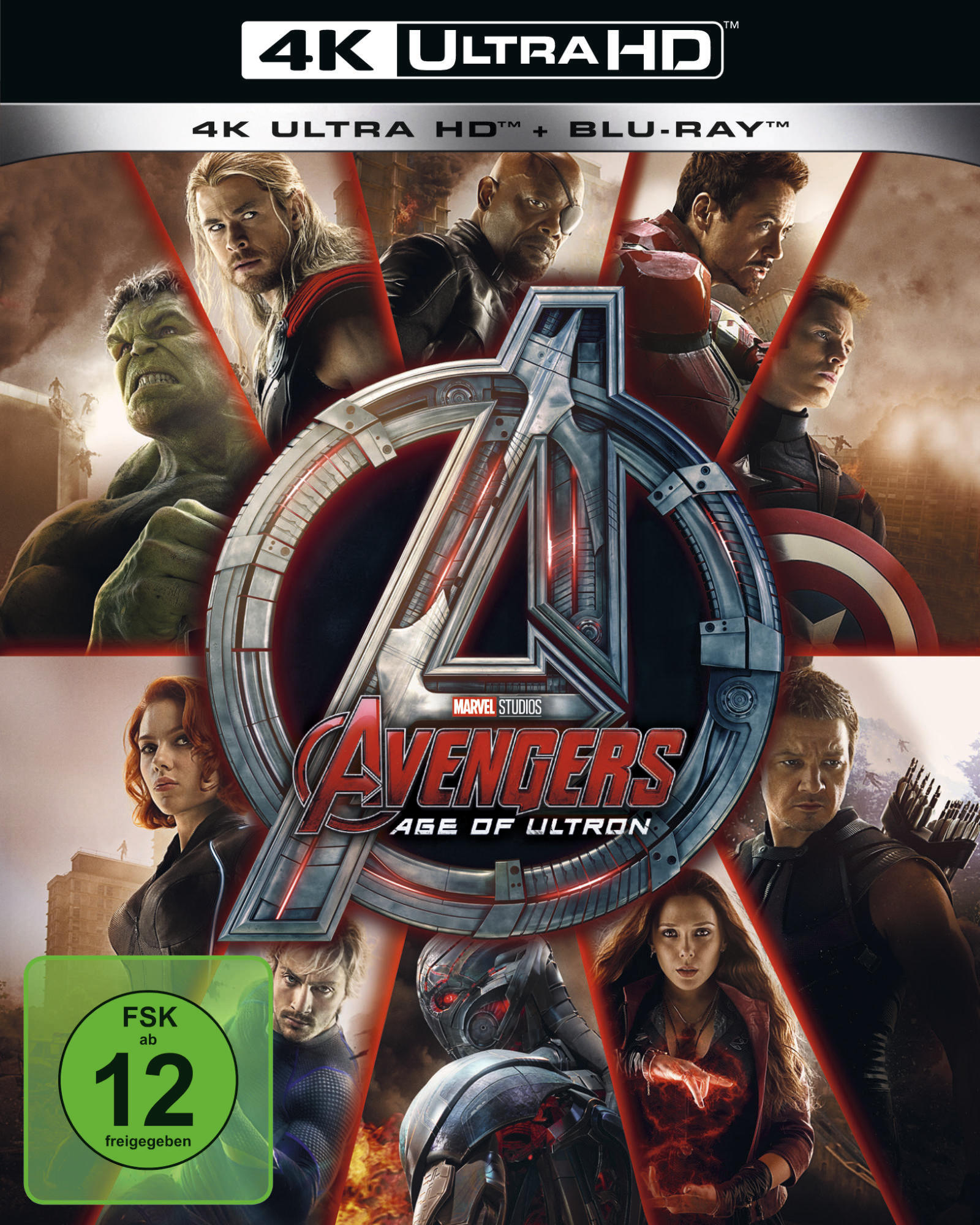 Avengers - Age Of Ultron (4K Review