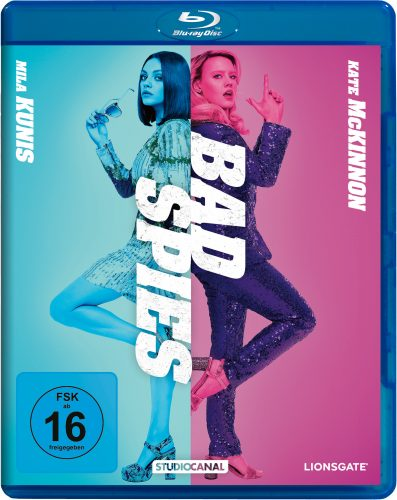 bad spies blu-ray review cover