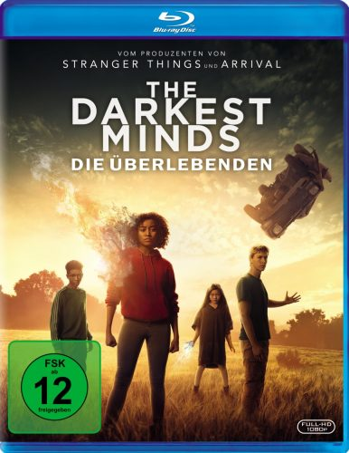 darkest minds überlebenden blu-ray review cover