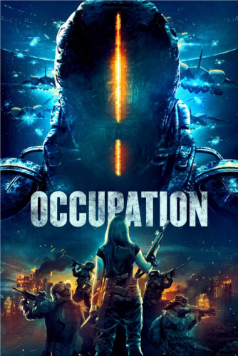 occupation blu-ray review cover
