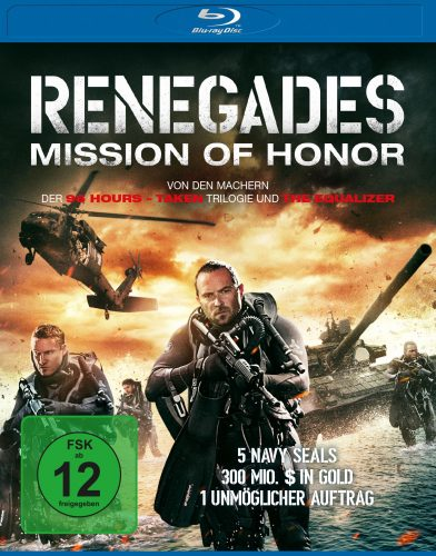 renegades mission of honor blu-ray review cover
